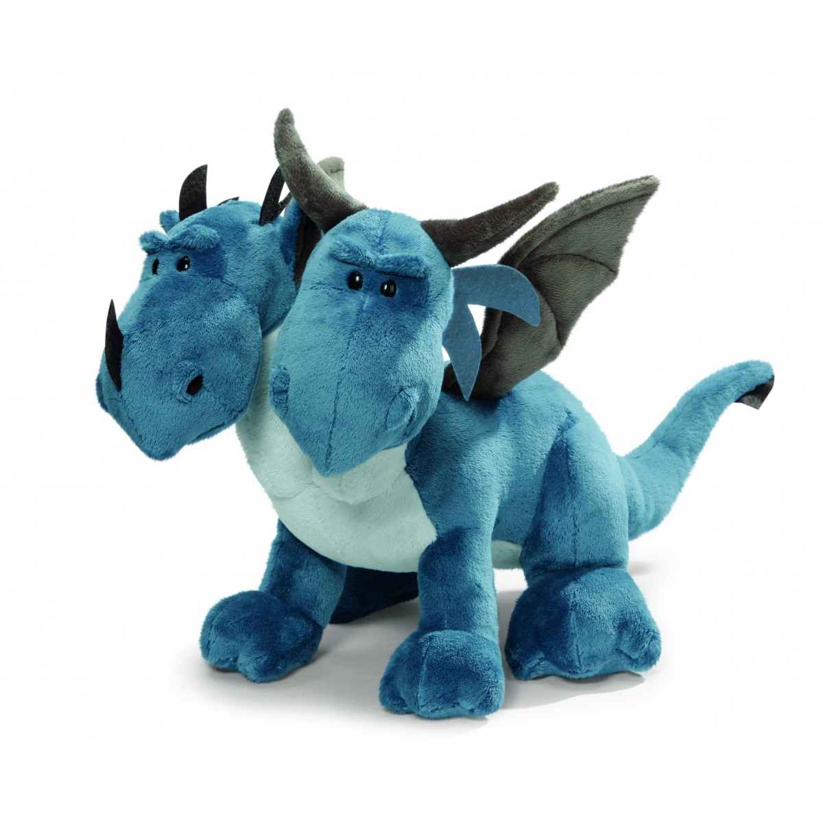 Double Headed Blue Dragon (40cm)