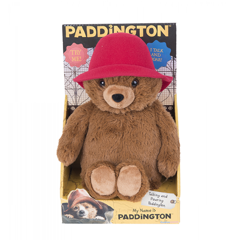 My Name is Paddington - Plush Toy (21cm)
