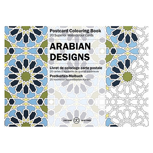 Artists Coloring Book Pepin : Pepin press colouring book indian designs
