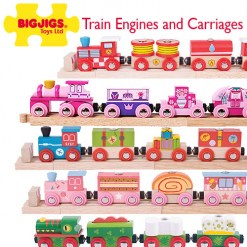 Bigjigs-TrainCarriages
