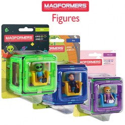 Magformers-Figures