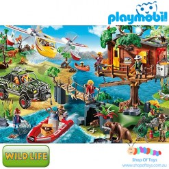 Playmobil-Wildlife