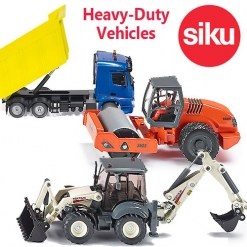 SikuHeavyDutyVehicles