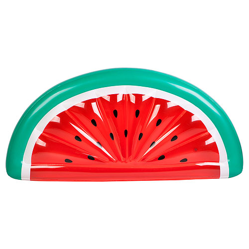 SunnyLife Luxe Lie-On Floats - Watermelon