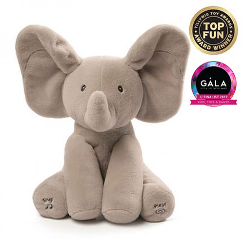 Gund Flappy Elephant Animated Plush (0+ years)