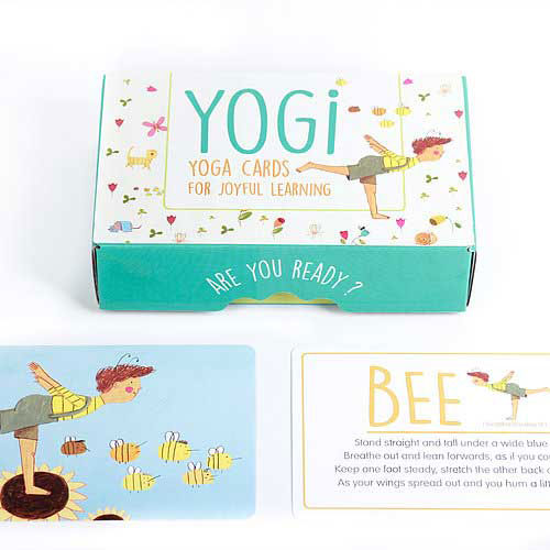 YOGi FUN Yoga Kit (3+ yrs)